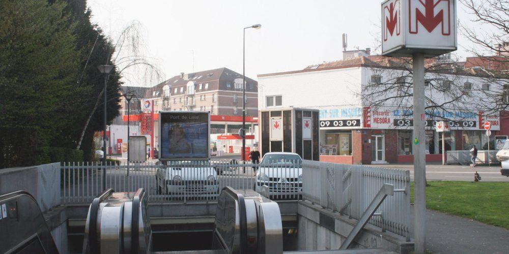 Metro_port_de_Lille
